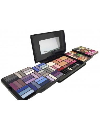Kit de maquillaje profesional 84 Mya Aromya