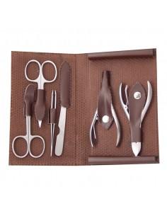 Set de manicura completo de 6 piezas Eurostil