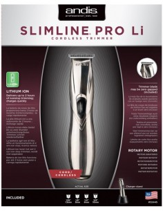 Slimline pro LI maquina de recorte Andis