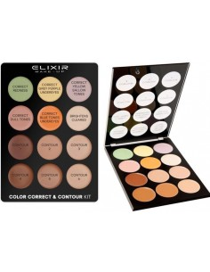 Paleta Color Correct & Contouring Elixir