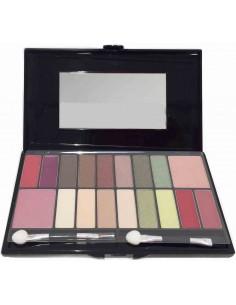 Kit maquillaje Pro 12-1 Mya