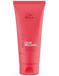 Acondicionador para cabellos finos Invigo Color Brilliance Wella Professionals