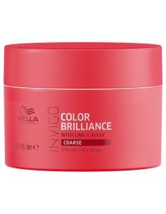 Mascarilla para cabellos gruesos protector del color Invigo Color Brilliance Wella Professionals