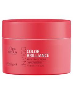 Mascarilla para cabellos finos Invigo Color Brilliance Wella Professionals