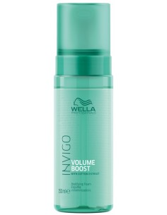 Espuma voluminizadora Invigo Volume Boost Wella Professionals