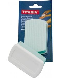Piedra pómez para manicura Titania