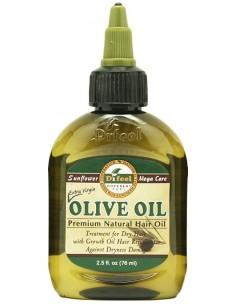 Aceite natural oliva para cabello Sunflower Difeel cosmetics