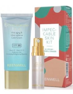 Pack Innocence Impec-cable Skin ( EE cream+ borrador arrugas ) Keenwell