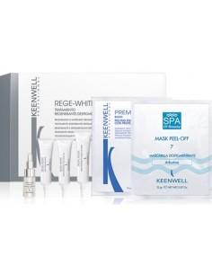 Tratamiento profesional Rege-White regenerante despigmentante 1 sesión Keenwell