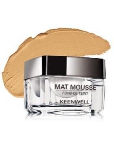 Maquillaje Matt Mousse...