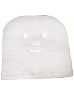 Máscaras faciales de gasa...