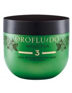 Mascarilla intensiva (paso 3) Deep Reconstruction Mask Oro Fluido Amazonia