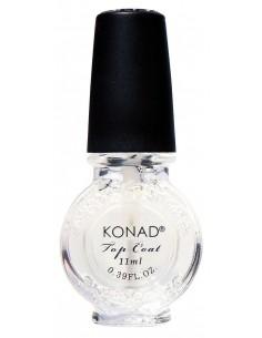 Esmalte protector transparente top coat Konad