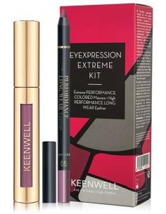 Eyexpression Extreme (máscara 05 + delineador de ojos) Intuition Keenwell