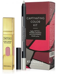Pack Captivating Color (gloss 32 + perfilador) Intuition Keenwell