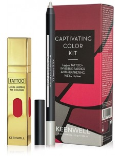 Pack Captivating Color (gloss 33 + perfilador) Intuition Keenwell