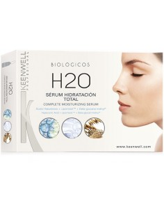 Biológico H2O serum hidratación profunda Keenwell