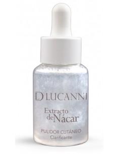 Serum pulidor cutaneo iluminador con extracto de Nacar DLucanni