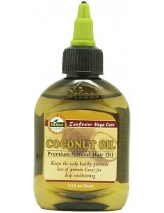 Aceite natural coco para...