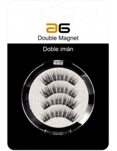 Pestañas magnéticas doble...