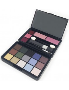 Kit de maquillaje Pro 20 Mya