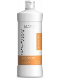 Revlonissimo oxidante en crema 30 volúmenes 6%