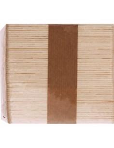 Espatula de madera para bigote