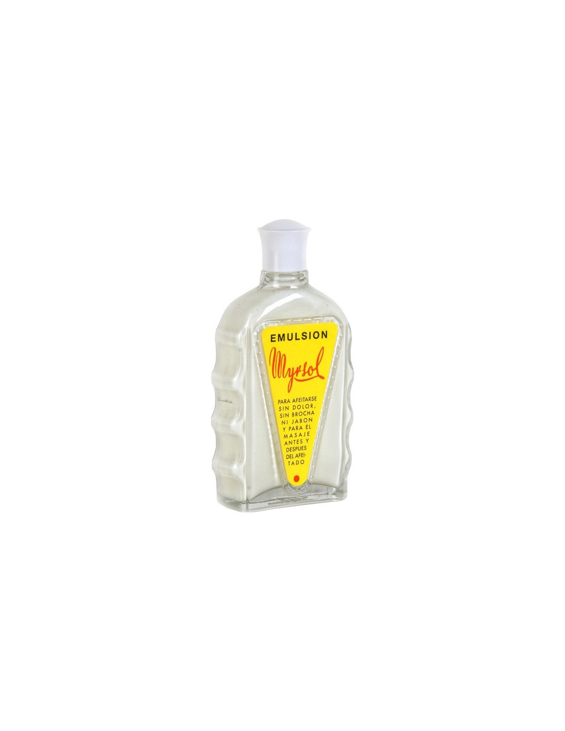 Myrsol emulsión sin alcohol para el afeitado 7b3e81e546c0