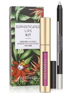 Pack Sophisticated Lips S3 (gloss 53+ perfil) Keenwell