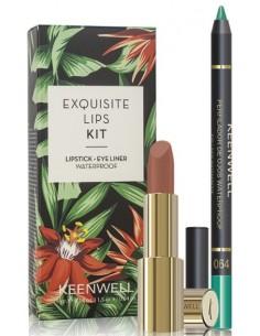 Pack Exquisite Lips S2 (barra 35+ kajal) Keenwell