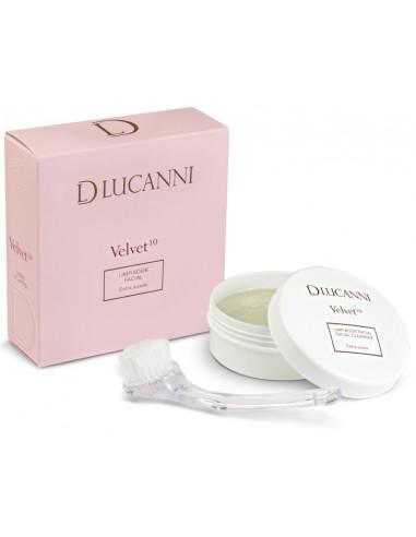 Limpiador facial suave Velvet 10 DLucanni