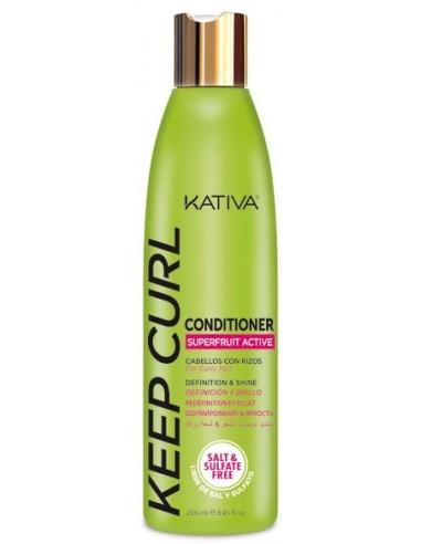 Acondicionador rizos Keep Curl Kativa