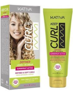 Definidor de rizos Keep Curl Soft Curls Kativa