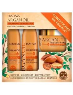 Pack argán Kativa