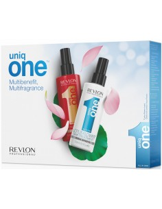Pack Uniq One duo classic + lotus Revlon Professional