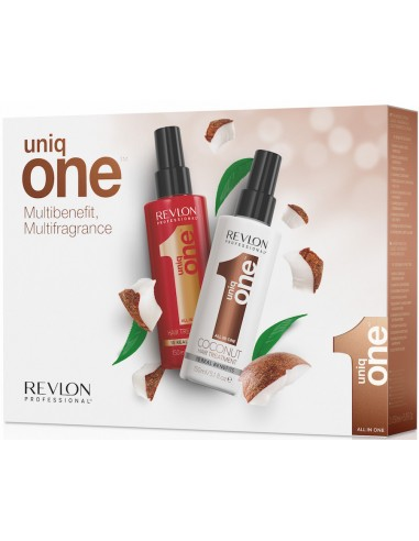 Pack Uniq One duo classic + coco Revlon Professional