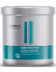 Kadus Sleek Smoother straightening tratamiento de alisado