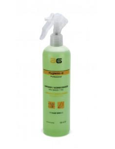 Higienizante manos y pies con aloe Asuer Group 500 ml