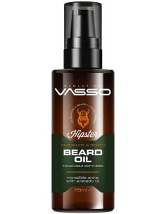 Aceite barba y bigote...