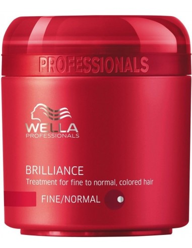 Mascarilla cabello fino y normal Care Brilliance Wella 27e6b1a7e94d