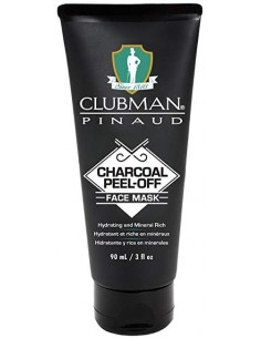 Mascarilla al carbón Clubman-Pinaud